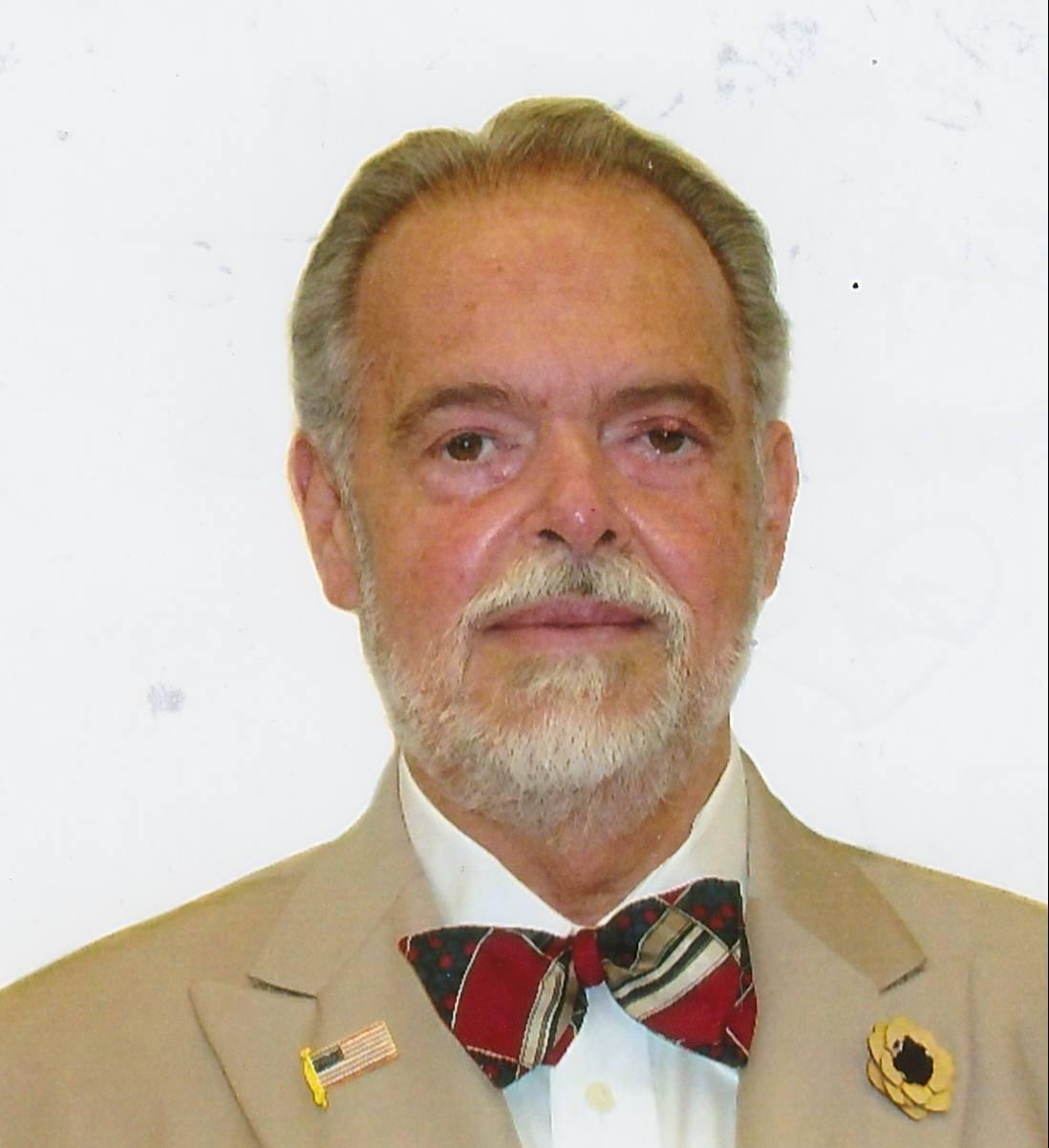 Dr. Martin R. Moreira Jr., Ph.D.